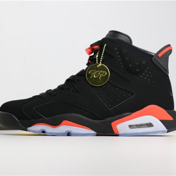 wholesale dealer 96486 2ab54 Jordan 6 Retro Black Infrared (2019) Boutique